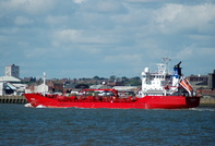 Solstraum IMO 8913708 3998gt Built 1990 Chemical/Oil Products Tanker
