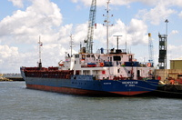 Krempertor IMO 8817409 2351gt Built 1990 General Cargo Ship