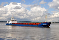 Sea Hunter IMO 8914154 2443 Built 1990 General Cargo Ship