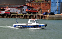 Harbour Taxi at Cowes