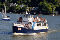 Dittisham Princess at Dartmouth