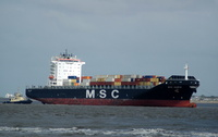 MSC Nuria IMO 9349825 50963gt Built 2008