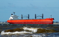 Global Laguna IMO 9626730 33239gt Built 2012 Bulk Carrier
