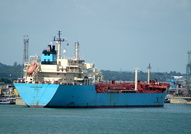 Romoe Maersk IMO 9251406 22181gt Built 2003 Oil Products Tanker