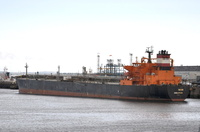 Tamar IMO 9256638 42771gt Built 2003 Crude Oil Tanker