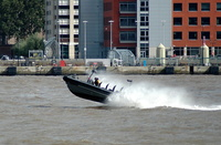 Rib on the mersey