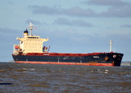 Mersey Shipping October 2012