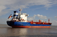 Chemtrans Elbe IMO 9439345 8539gt Built 2009
