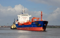 Chemtrans Elbe at Eastham