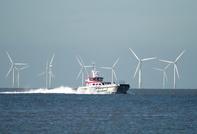 Windfarm vessel Colwyn Bay