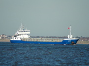 Merle IMO 9106936 2456gt Built 1994 General Cargo Ship
