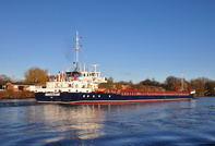 Nordstrand IMO 9031260 1970gt Built 1991 General Cargo Ship