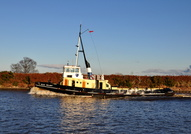 MSC Volant IMO 7400986 Carmet Tug Co Ltd