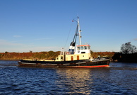 MSC Victory IMO 7342158 Carmet Tug Co Ltd