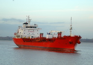 Lisa Essberger IMO 9295438 5598gt Built 2008 Chemical/Oil Tanker