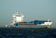 Sara Borchard IMO 9354399 9962gt Built 2006 Container Ship