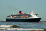 Queen Mary 2 - Lens 112mm