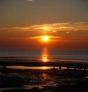 Blackpool Sunset