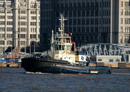 Svitzer Haven IMO 9440760 690gt Built 2009