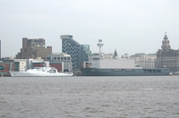 HNLMS Johan De Witt & HNLMS Groningen  four day visit to Liverpool
