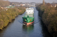 Arklow Field outward sailing for Glasgow 5th March 2013