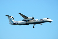Flybe Dash8 G-ECOM