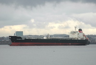 Atlantic Gemini departs Langton sailing for Constanza