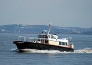 Venom Safety & Crew Transfer Vessel