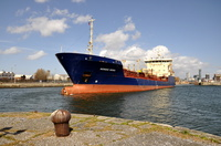 Nordic Nora Alfred Dock Birkenhead 16th April 2013
