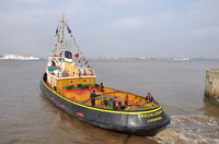Mersey Shipping May 2013