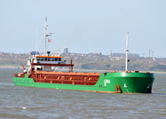 Leiria IMO 9248370 1921gt Built 2003 inward for Runcorn