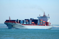 Meta IMO 9232747 32322gt Built 2001 Container Ship