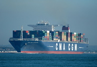 CMA CGM Laperouse IMO 9454412 152991gt Built 2010