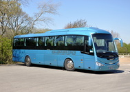 Wallingford Coaches at Godshill