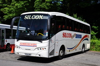 Silcox Coach Holidays at Tenby