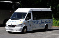 PW Jones Coaches at Tenby