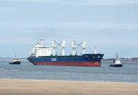 Fatih passing New Brighton 16th June 2013