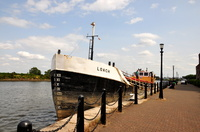 Loach at Ellesmere Port