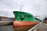 Arklow Freedom entering Latchford 1st July 2013