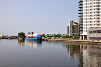 Cito at Salford Quays 5th July 2013