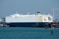 NOCC Atlantic IMO 9430519 60868gt Built 2009 Car Carrier