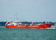 Ardea IMO 9190327 1810gt Built 2000 Chemical/Oil Tanker