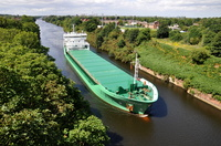Arklow Freedom from the high level bridge 2nd August 2013