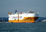 Grande Portogallo IMO 9245598 37726gt Built 2002 Car Carrier