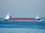 Birgit G IMO 9536064 2545gt Built 2010 General Cargo Ship