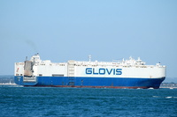 Asian Grace IMO 9122930 55680gt Built 1996 Car Carrier