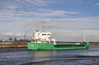 Arklow Faith at Runcorn 21st September 2013