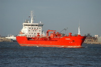 Stenberg IMO 9283978 11935gt Chemical/Oil Tanker  27th October 2013