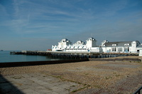 South Parade Pier Southsea