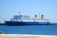 Blue Horizon IMO 8616336 27230gt Built 1978